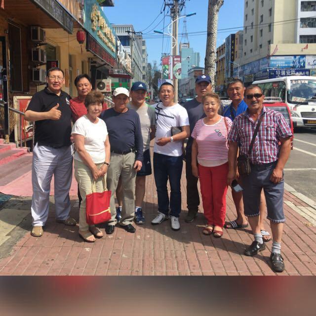 Ветераны-теннисисты укрепляют дружеские связи с городом-побратимом Якутска