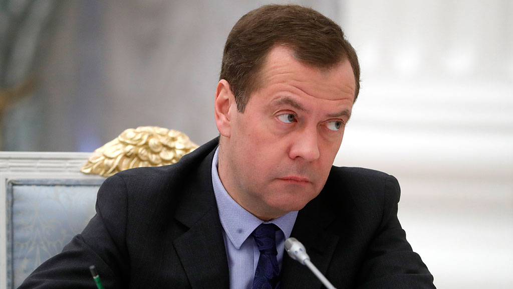 9 августа в Якутск прилетает Дмитрий Медведев