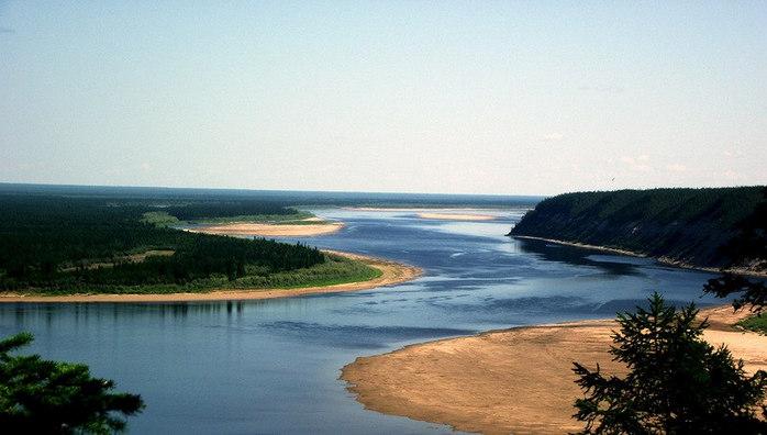 Река Вилюй отравлена