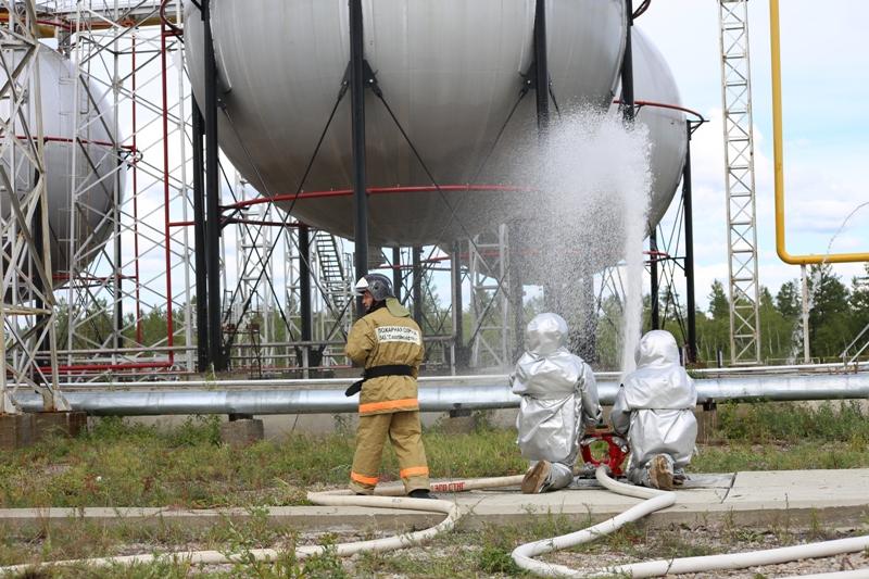 Работы по технологическому обновлению Якутского газоперерабатывающего завода никогда не останавливаются