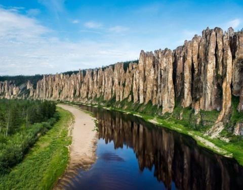 Айсен Николаев: «Сегодня случилось то, чего мы добивались уже давно – в Якутии будет создан федеральный национальный парк «Ленские столбы»