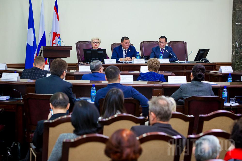 Формируется новый состав Якутской городской Думы