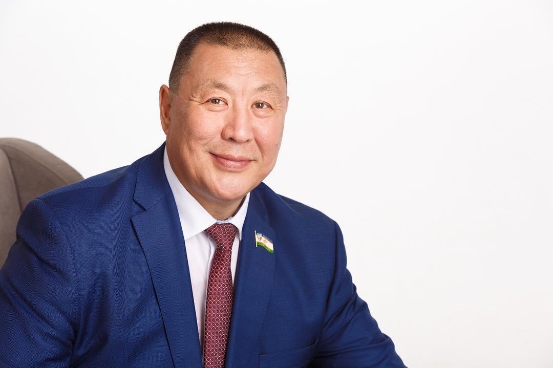 Обращение Александра Саввинова к жителям города Якутска