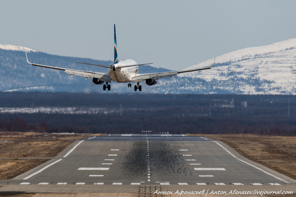Авиакомпания «Якутия» лишается международных маршрутов