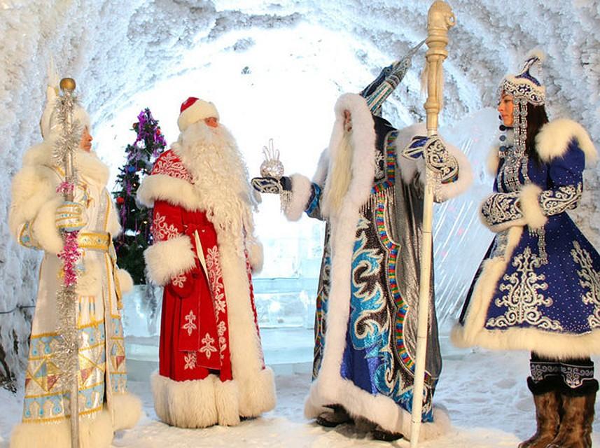 Зима начинается с Якутии: 1 декабря зажигаются огни главной новогодней елки