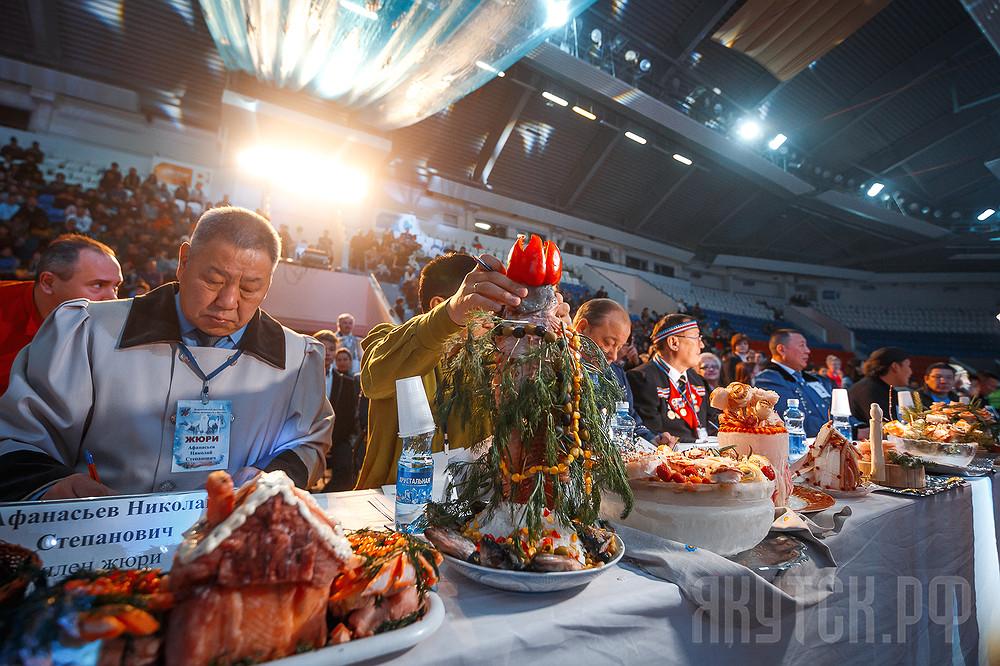 Зима начинается с Якутии: кухни мира будут представлены на фестивале «Путешествие за вкусом»