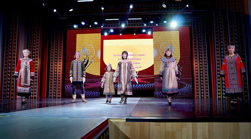 Гран-при фестиваля «Солнечный олень» завоевала Татьяна Милованова из Калмыкии
