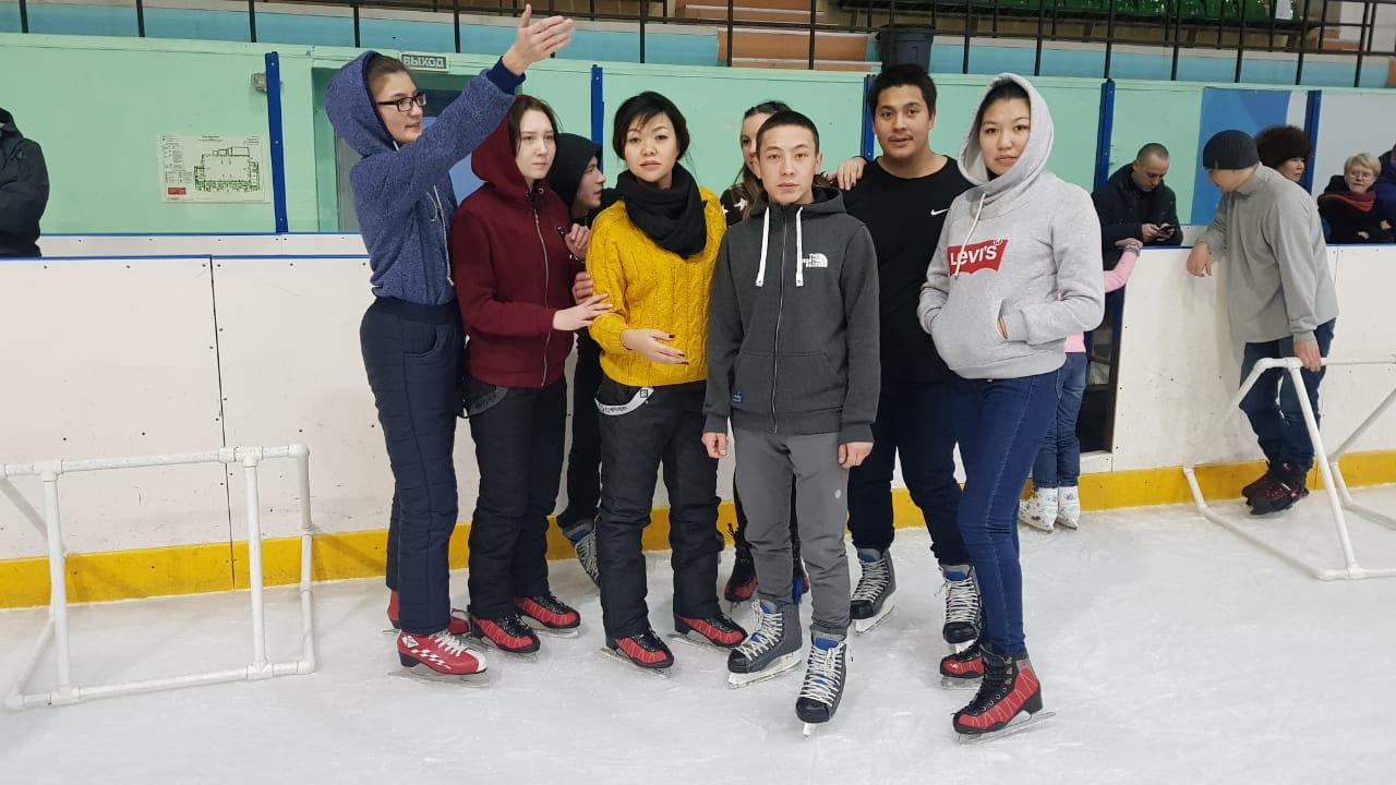 Якутские каникулы молодых олекминчан