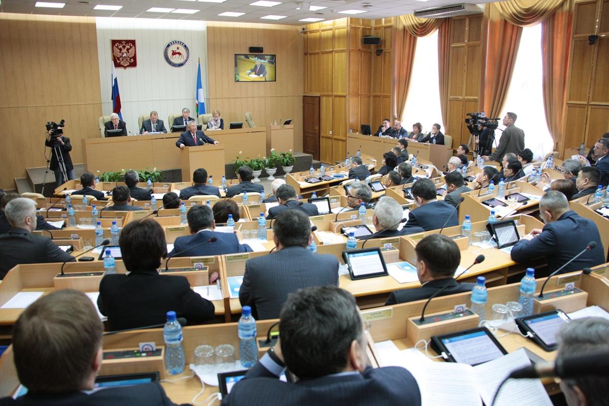 В конце января парламент республики проведет пятое пленарное заседание
