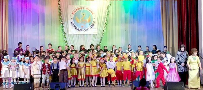 Положение XXII открытого городского детского конкурса песни «Ыллыыр оҕо саас- 2019»