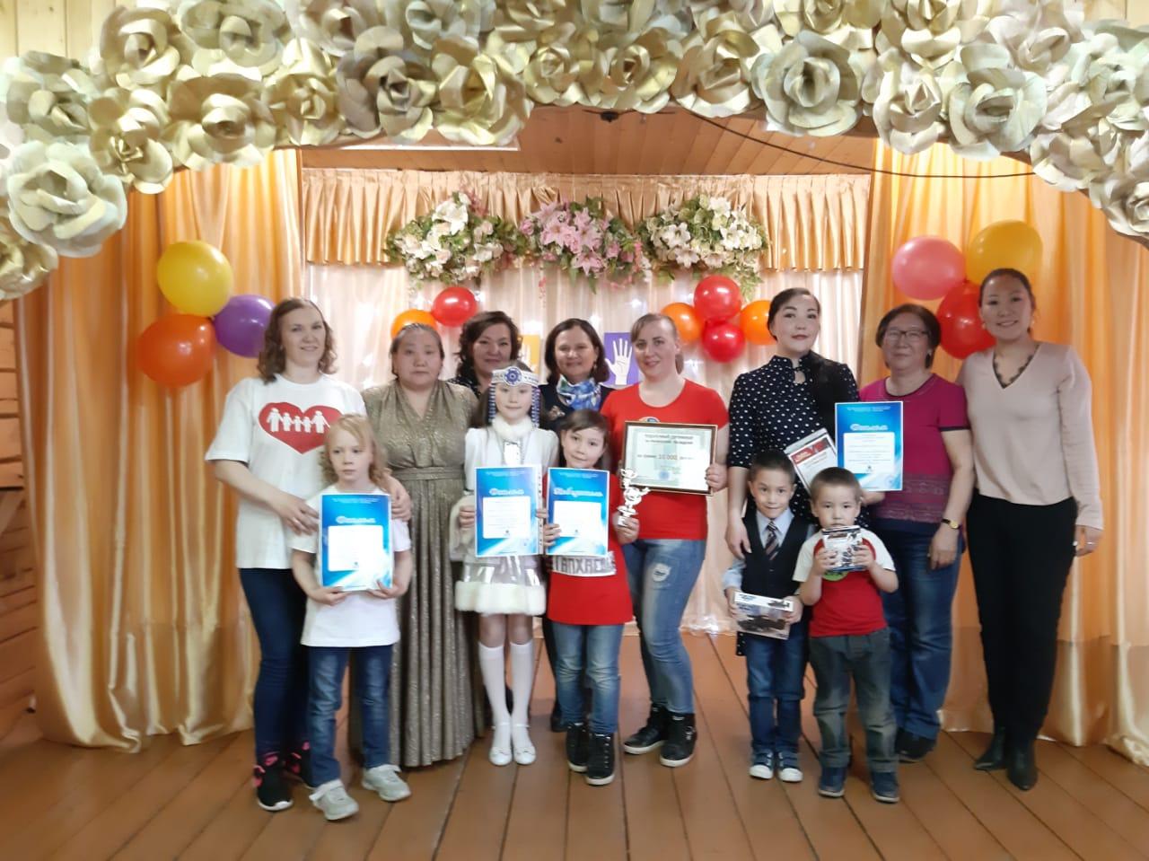 Год добрососедства: В Тулагино-Кильдямском наслеге провели семейный конкурс «Семья – это Мы!»