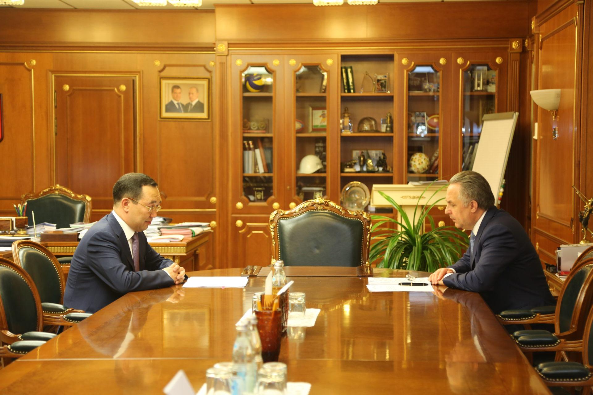 Обсуждены меры по решению проблем обманутых дольщиков Якутии