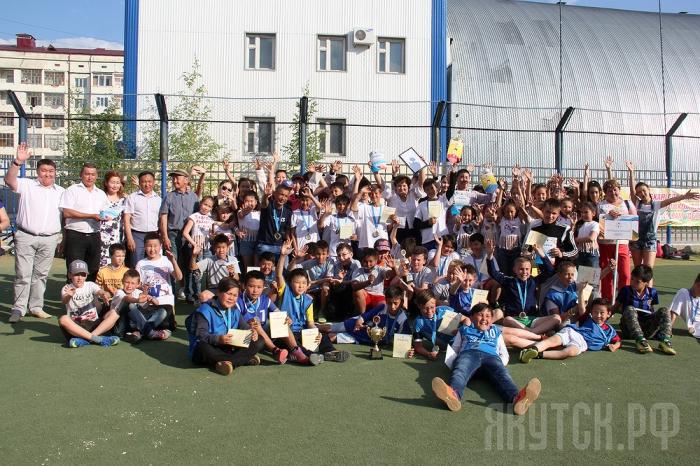 1 июня в Якутске стартует VII дворовая спартакиада школьников