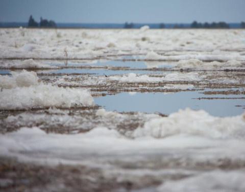 Якутское УГМС: на участке Табага – Якутск начался ледоход