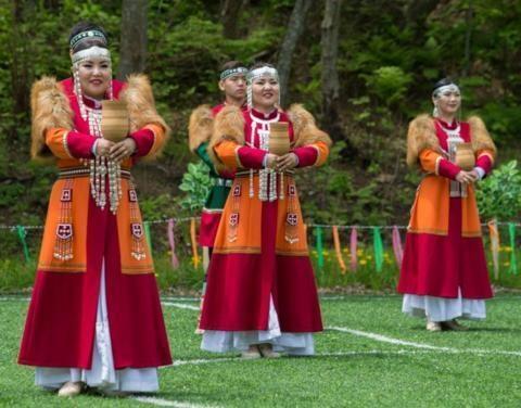 Во Владивостоке проведут якутский национальный праздник Ысыах