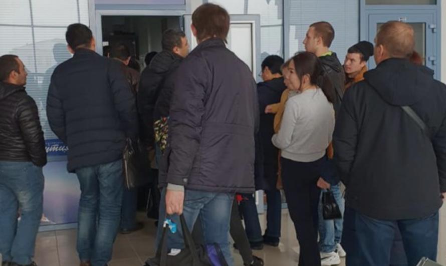 В аэропорту Якутска задерживается 11 рейсов