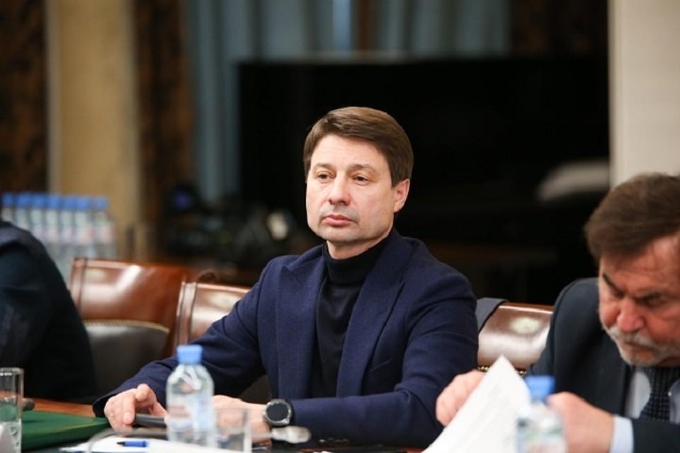 Владимир Федоров поступил в магистратуру