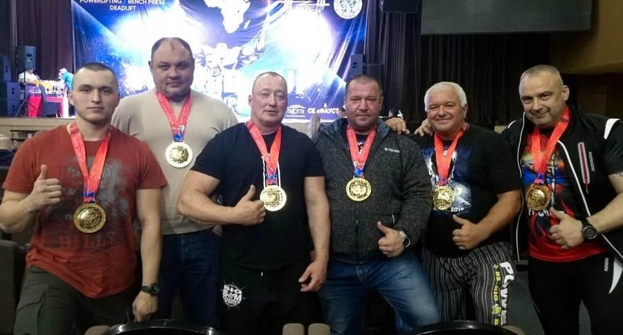 Якутянин Егор Фролов стал чемпионом Кубка мира по пауэрлифтингу