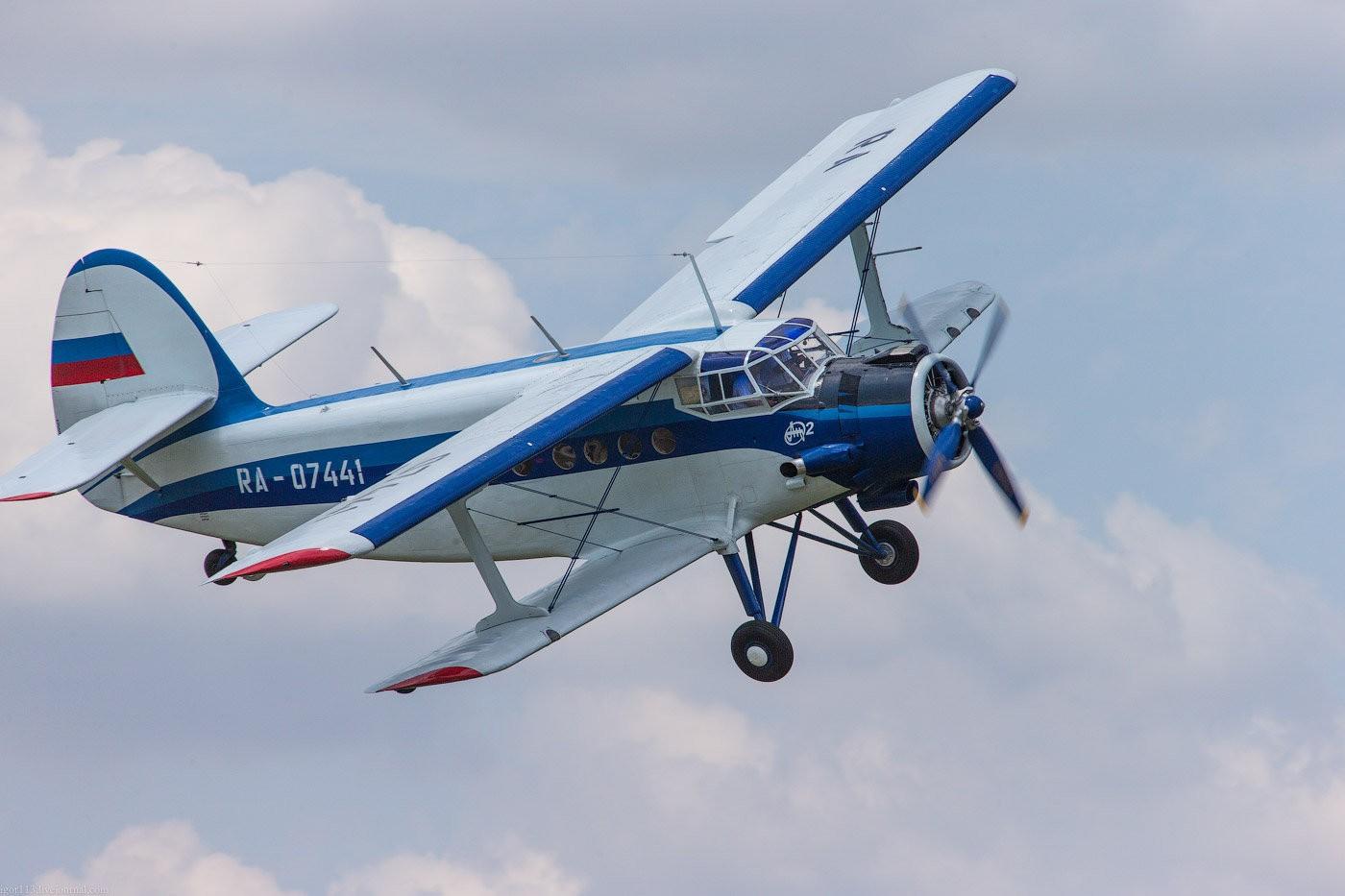 Очередная «инфоутка» про арест двух самолетов Ан-2
