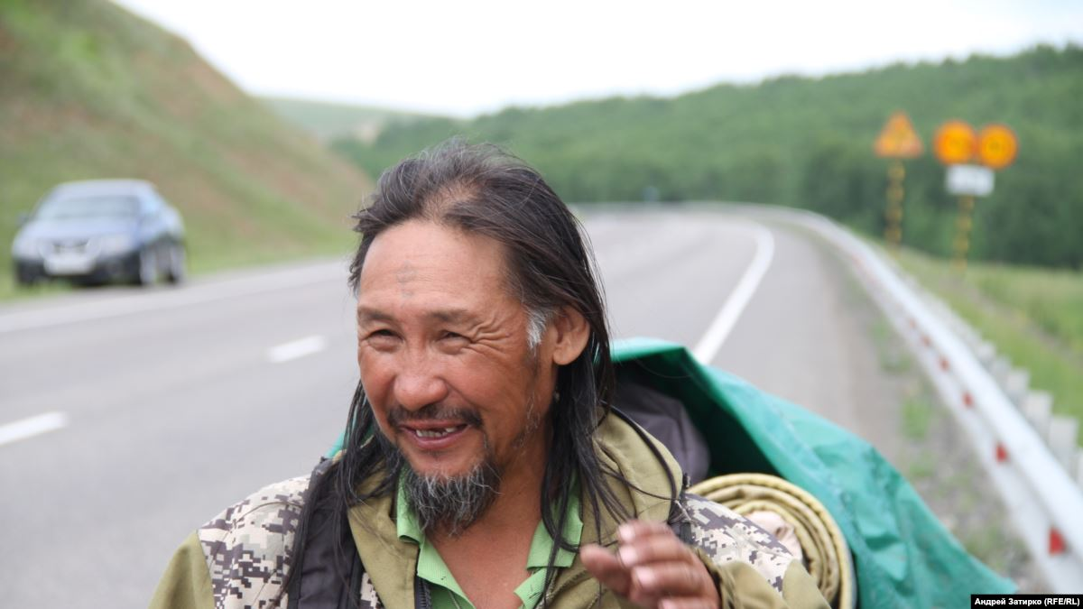 «Шаман» Габышев признан невменяемым