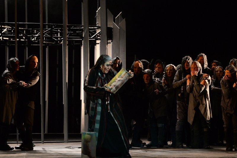 Примадонна якутской оперной сцены во время премьеры забыла слова…