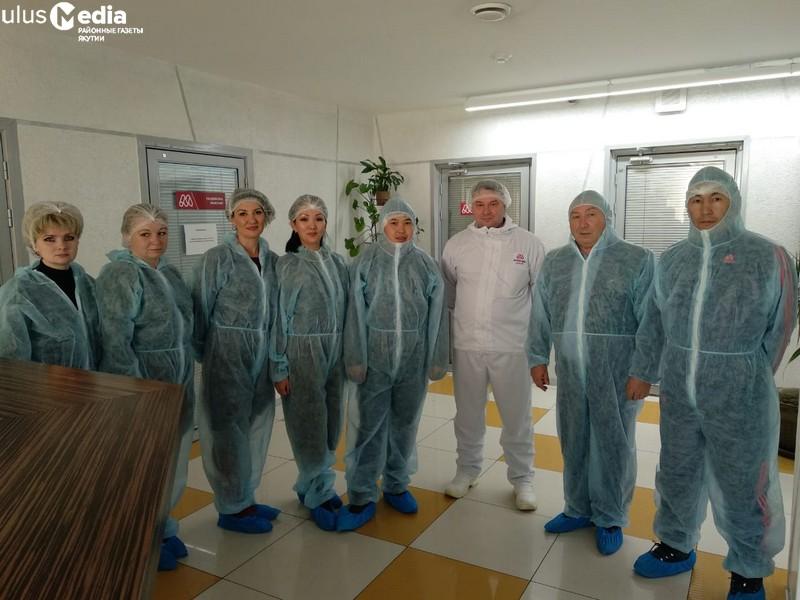 Якутские сельхозпроизводители ознакомились с деятельностью крупного татарского агрохолдинга