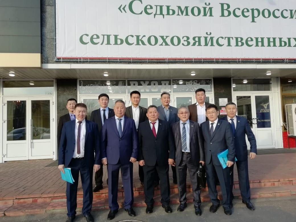 Делегация Якутии приняла участие в VII Всероссийском съезде сельскохозяйственных кооперативов