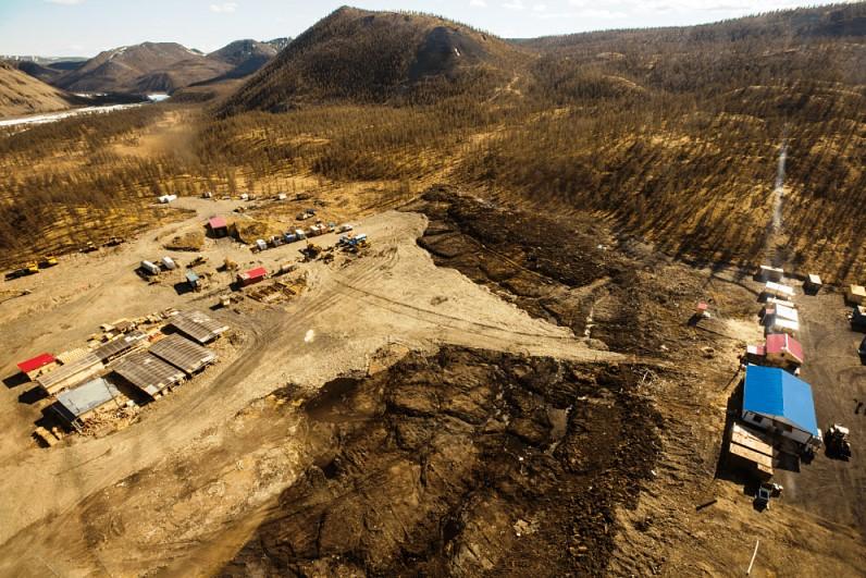 Глава наслега обвинила АО «Прогноз» в загрязнении водных объектов в Кобяйском улусе