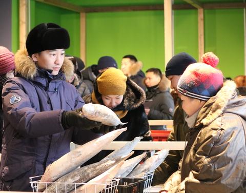 Ярмарка «Рыба Якутии» собрала 9 лучших рыболовецких хозяйства республики