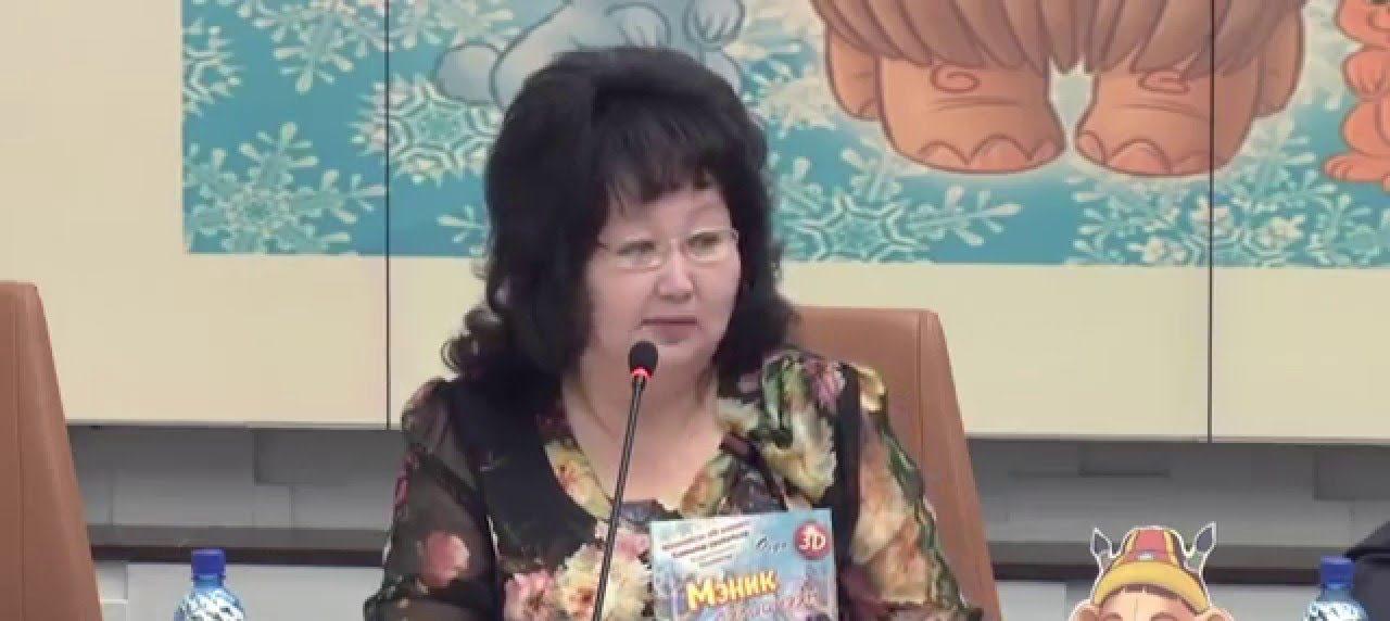 Евдокия Иринцеева восстановлена на должности главного редактора детских газет