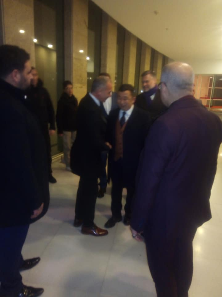 Наш Айхал снова в Турции