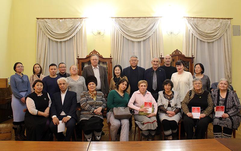 В Якутске в пятый раз почтили память жертв Холокоста