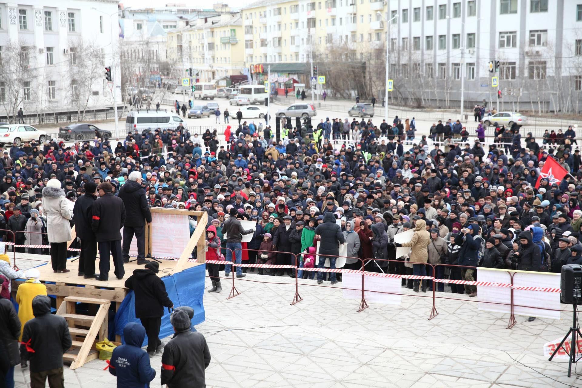 Кто возглавит оппозицию в Якутии?