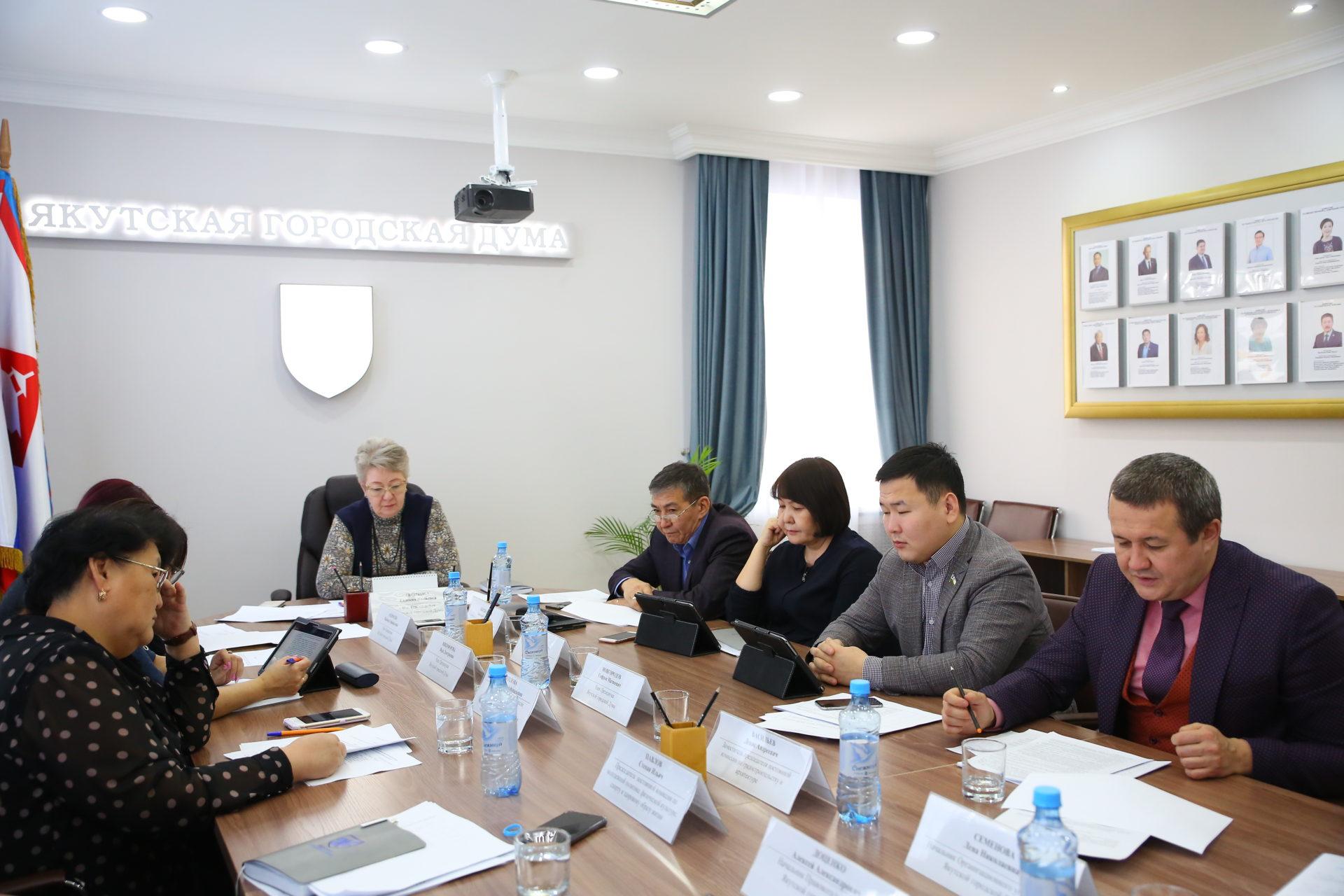 Депутаты проверят работу спортивных школ и секций города