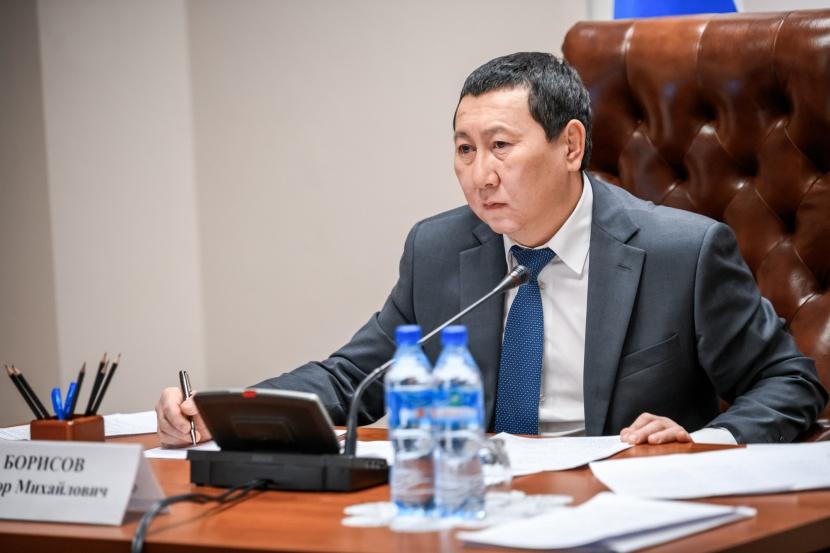 На выборах главы Хангаласского улуса «Единую Россию» будет представлять Федор БОРИСОВ
