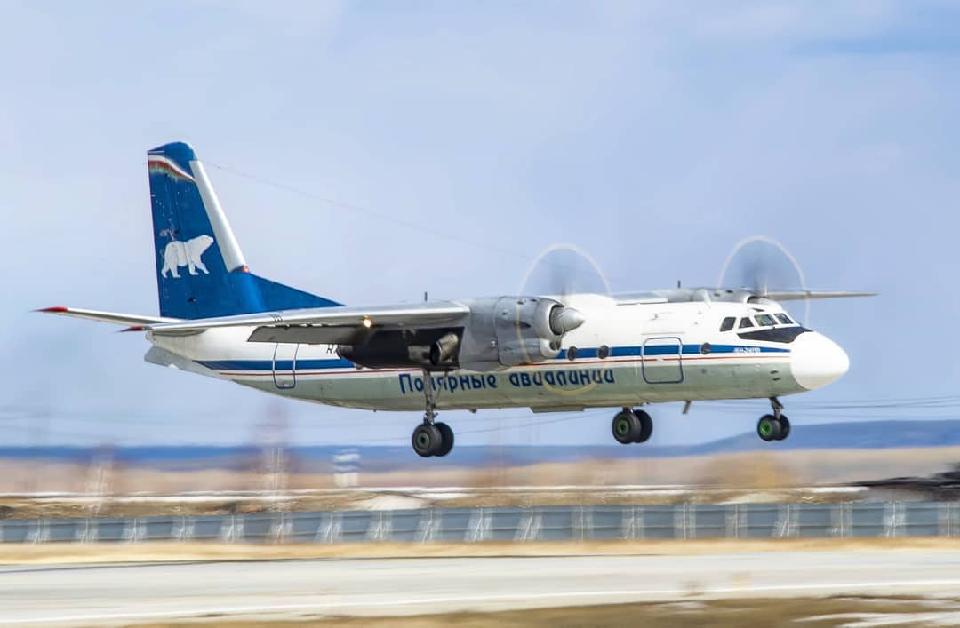 «Полярные авиалинии» снизили тарифы на авиабилеты по 7 регулярным маршрутам
