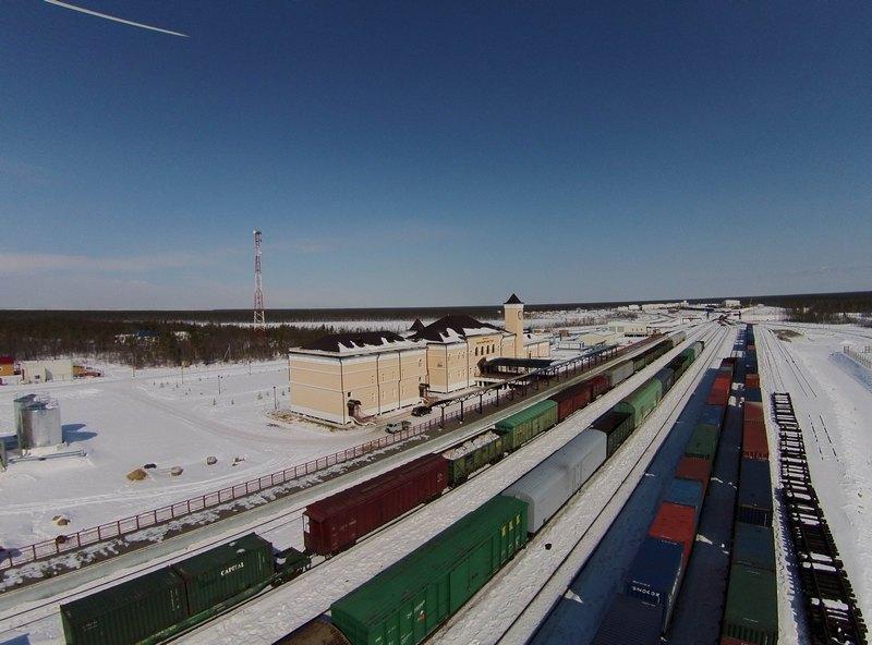 Объем перевозки грузов по участку Томмот — Нижний Бестях вырос на 42%