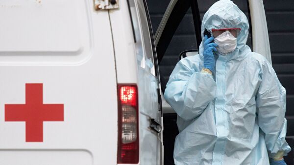В России за сутки заразились коронавирусом 6060 человек