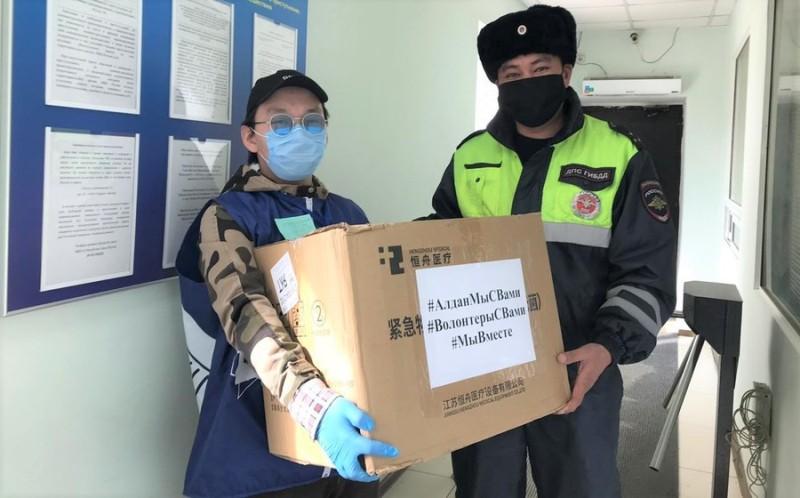 В Якутии растет число добровольцев в волонтерский корпус