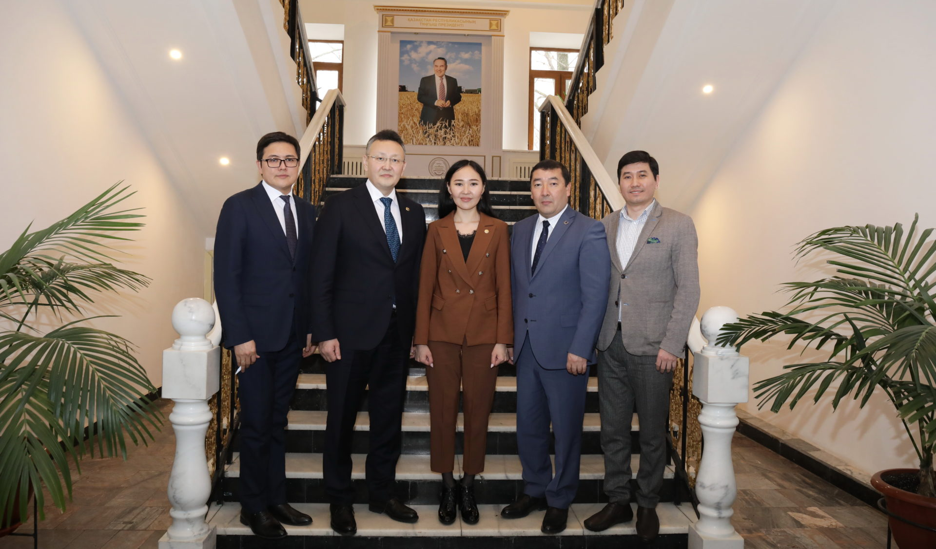 АГАТУ продолжает развивать международное сотрудничество