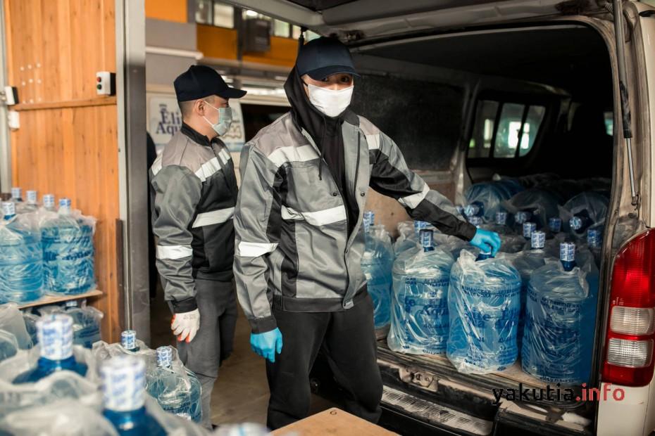 У сотрудника «Чистой воды» в Якутске обнаружен коронавирус — компания приостановила работу