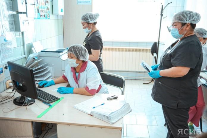 Якутия получит 37,1 млн рублей на дополнительную поддержку медиков, борющихся с коронавирусом