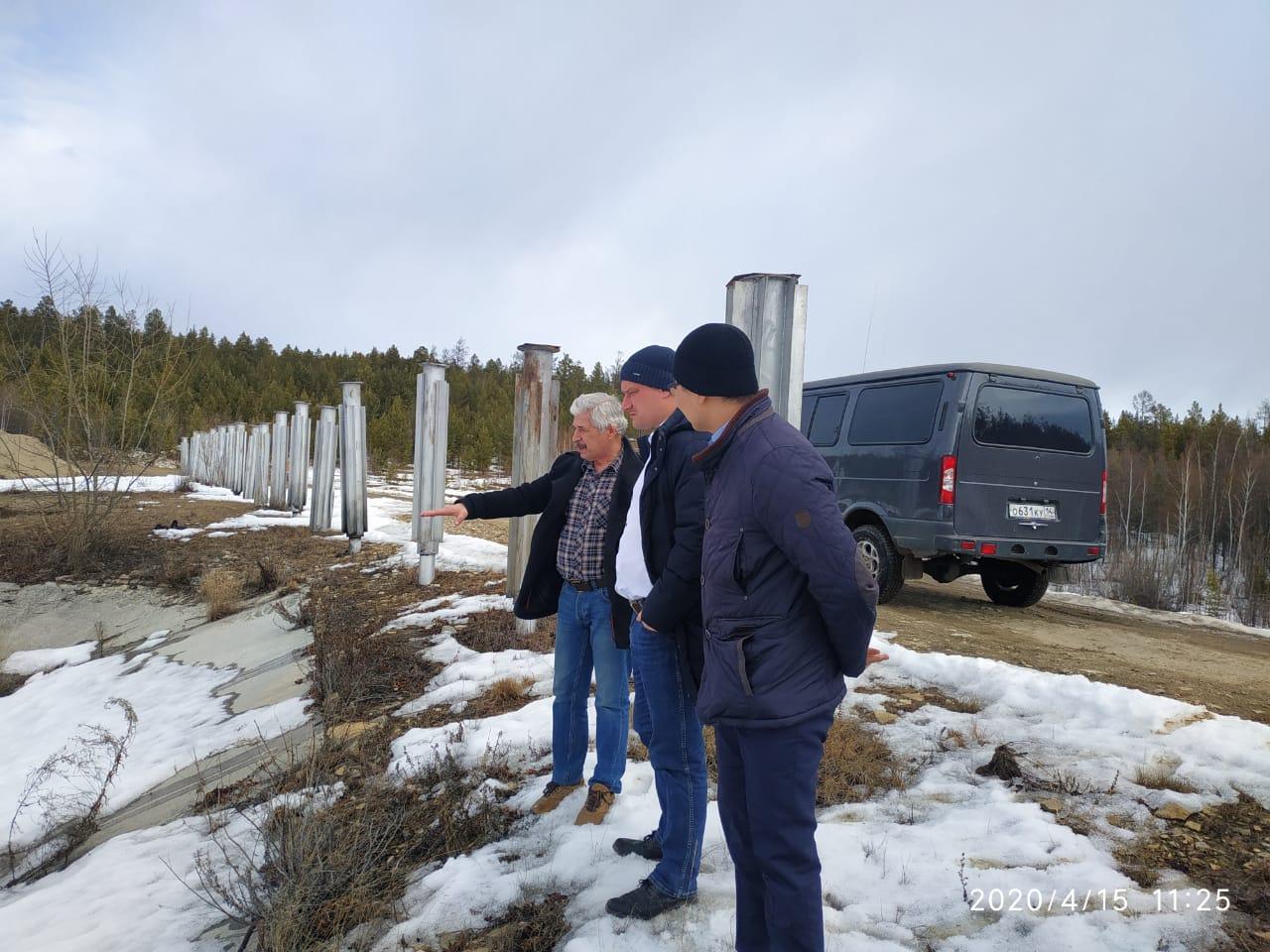 В Якутске идет подготовка к весеннему половодью