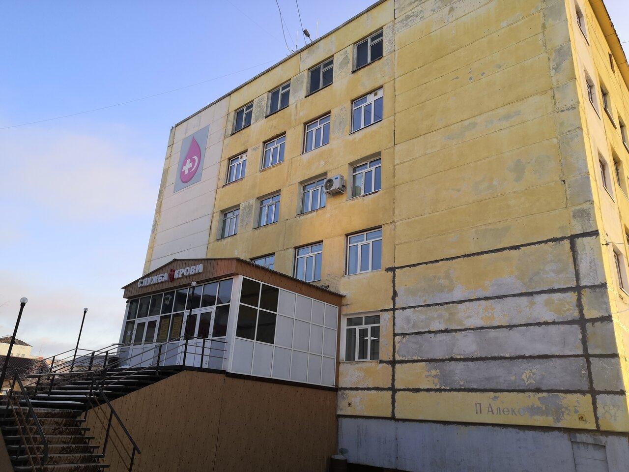 Станция переливания крови Якутии в год принимает более 9 тонн донорской крови
