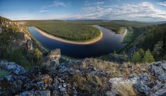 В Якутии запретили вырубку леса в Амгинском районе