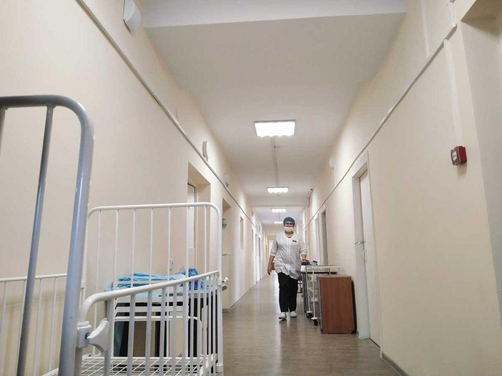 Источник: «В инфекционной больнице Якутска не хватает мощности подачи электроэнергии»