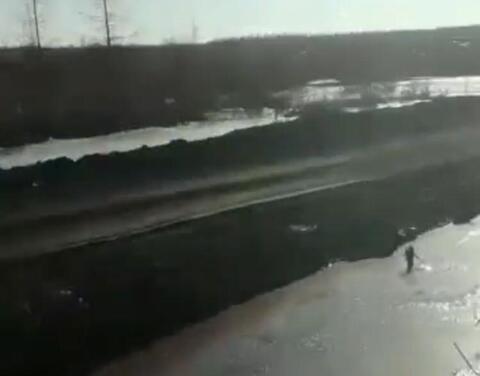 Прокуратура г. Нерюнгри отказала проводить внеплановую проверку в отношении виновника в загрязнении реки Верхняя Нерюнгра
