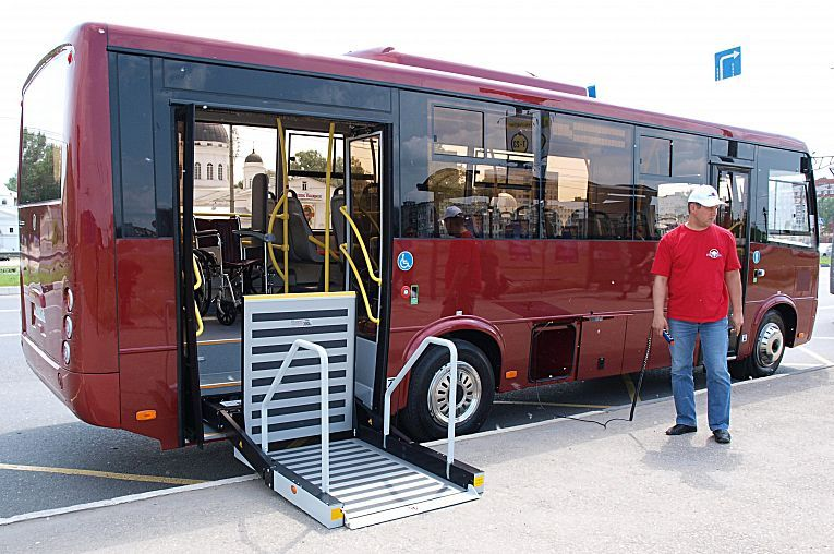 Об изменении схемы движения городских автобусов по улице Кеши Алексеева с 12 мая