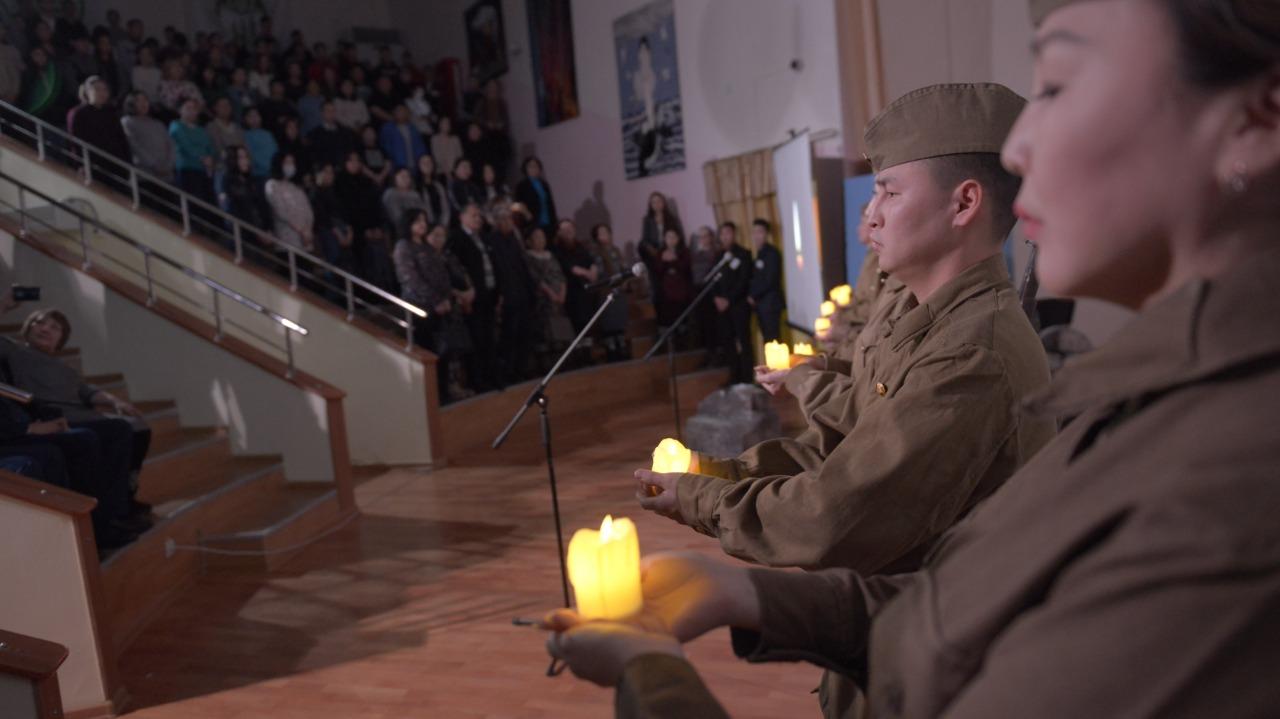 Иван Слепцов поздравляет с 75-летием Великой Победы
