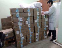 Компании помогают в борьбе с коронавирусом